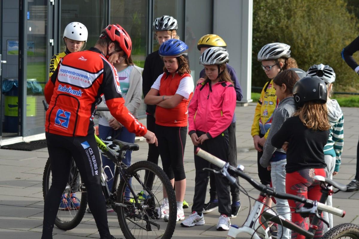fietstraining kamp